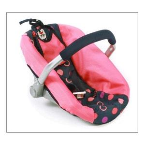Bayer Chic 2000 708 20 Siège de voiture de poupées - Corail BAYER CHIC 2000