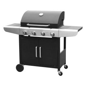 Barbecue au gaz 4 brûleurs HAPPY GARDEN