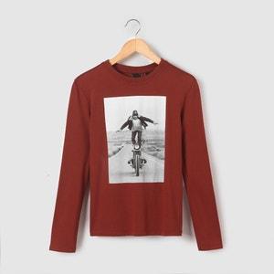 Long-Sleeved T-Shirt, 10-16 Years LE TEMPS DES CERISES