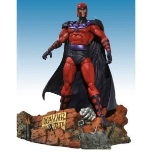 MARVEL SELECT - Figurine de Magneto - 18cm DIAMOND