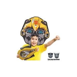 Perruque Transformers Bumble Bee, Cadeau Fun et Insolite KAS DESIGN