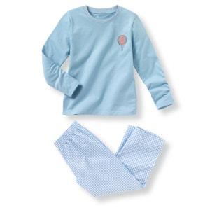 Pyjama bi-matière 2-12 ans R essentiel