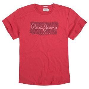 Bedrukt T-shirt Cluster PEPE JEANS