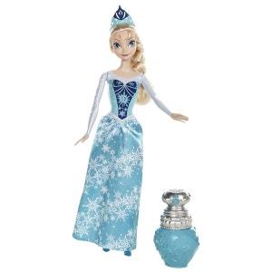 La Reine des Neiges - Princesse Elsa Couleur Royale - MATBDK31BDK33 MATTEL