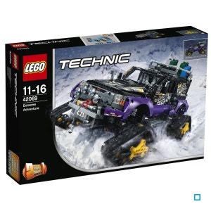 LEGOTechnic - Le véhicule d'aventure extrême - LEG42069 LEGO