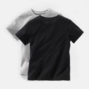 T-shirt met korte mouwen (set van 2) R édition
