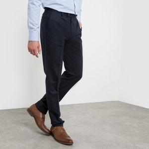 Spodnie garniturowe, dopasowany krój La Redoute Collections