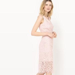 Sukienka z gipiury, 100% bawełny La Redoute Collections