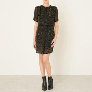 Halflange jurk MILTON ANTIK BATIK