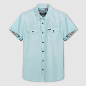 Koszula z krótkim rękawem PETROL INDUSTRIES