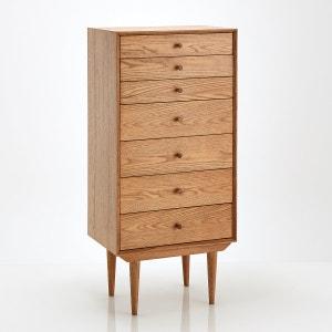 Semainier semainier vintage, 7 tiroirs, Quilda La Redoute Interieurs
