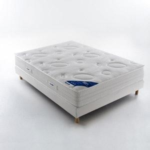 Matelas mousse HR confort luxe équilibré 7 zones de confort No Flip System Air DUNLOPILLO