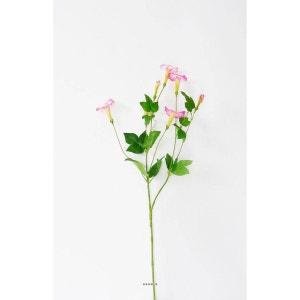 Fleur artificielle Belle de jour ou Ipome H 70 cm Rose soutenu - couleur: Rose soutenu ARTIFICIELLES
