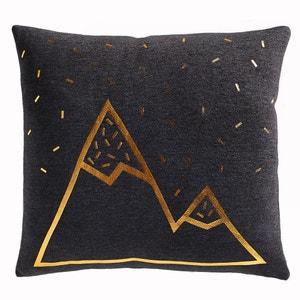 Federa per cuscino in tessuto felpato, Elori La Redoute Interieurs