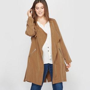 Soft Lyocell Trench Coat CASTALUNA
