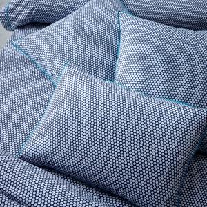 Poszewka na poduszkę lub wałek, z perkalu, Duo La Redoute Interieurs