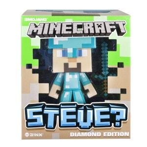 Minecraft - Figurine Diamond Steve 15 cm - SPI6022577 SPIN MASTER