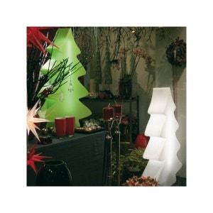Arbre lumineux intérieur et extérieur blanc 82 cm FLEUR D'AMI