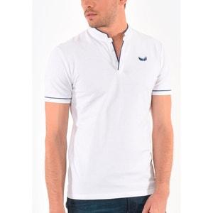 Poloshirt mit Stehkragen, gerader Schnitt KAPORAL 5