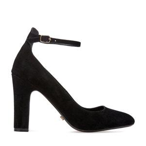 Sapatos em pele com presilha no tornozelo Aalto DUNE LONDON