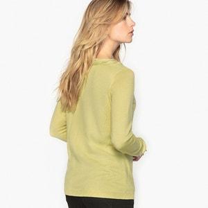 Jersey con cuello fantasía, 8% lana ANNE WEYBURN