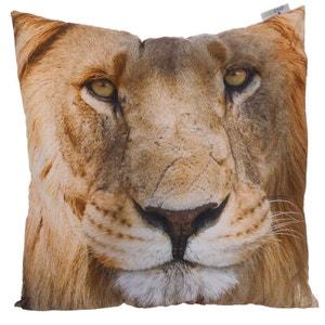 Coussin ou Oreiller Tete de lion 50 cm PUCK