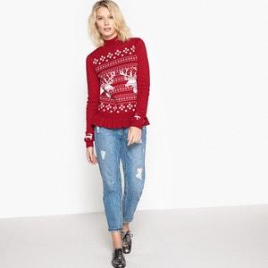 Sweter bożonarodzeniowy La Redoute Collections