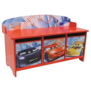 Cars Banc Et Bacs Rangement Ice Racing FUN HOUSE
