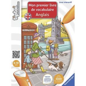 Livre électronique Tiptoi : Mon premier livre de vocabulaire Anglais RAVENSBURGER