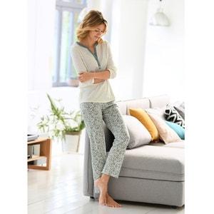 Pyjama in zuiver katoen La Redoute Collections