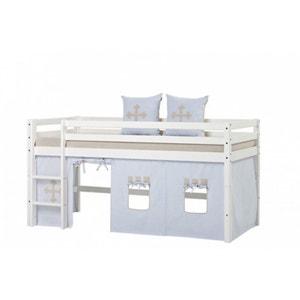 rideau bleu enfant la redoute. Black Bedroom Furniture Sets. Home Design Ideas