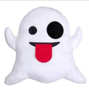 Peluche Coussin Emoji Fantome PUCK