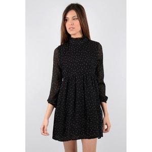 Polka Dot Mesh Style Dress MOLLY BRACKEN