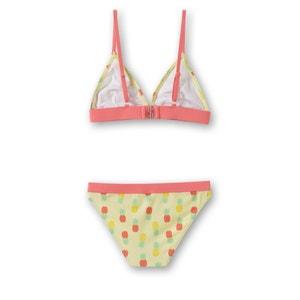 Bikini met fruitprint La Redoute Collections