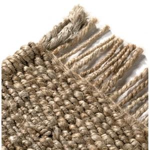 Ajan Natural Hemp Rug, 2 Sizes La Redoute Interieurs