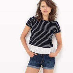 T-Shirt mit Streifen MADEMOISELLE R