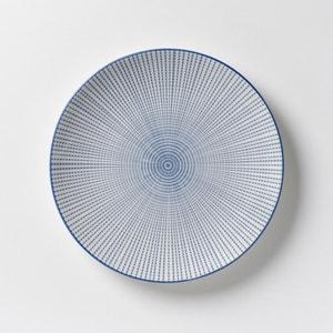 Plato para postre de porcelana Shigoni (lote de 4) AM.PM.