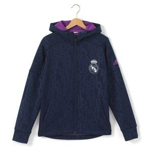 Sweater met kap 5 - 16 jr ADIDAS