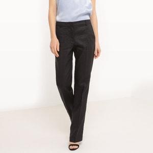 Straight Linen Trousers R essentiel