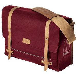 Portland-Messenger - Sac porte-bagages - 20l rouge BASIL