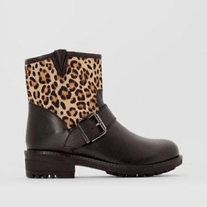 Boots en cuir LIANA LES TROPEZIENNES PAR M.BELARBI
