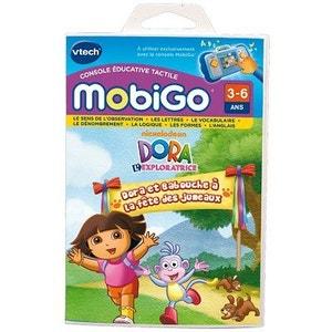 Jeu pour console de jeux Mobigo : Dora l'Exploratrice VTECH