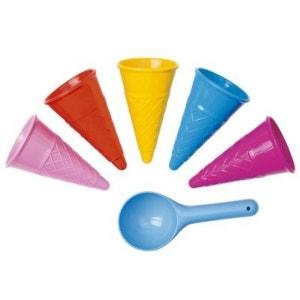 BABY-WALZ Moules « glace » jouet de sable BABY-WALZ