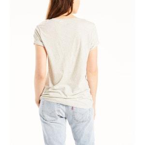 Bedrukt T-shirt, in katoen, met korte mouwen LEVI'S