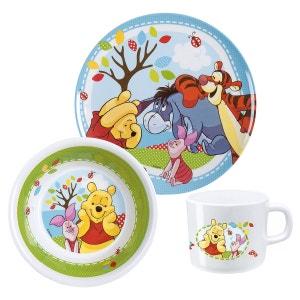 BABY-WALZ Disney Winnie Puuh Le service à petit-déjeuner vaisselle bébé BABY-WALZ