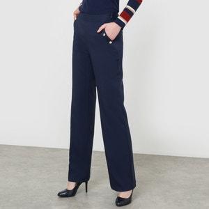 Spodnie z karczkiem atelier R