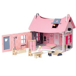 Maison de Poupées Little Mademoiselle JANOD