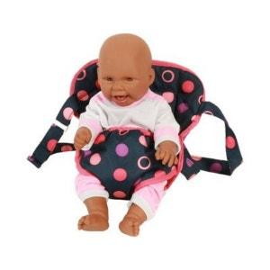 BAYER CHIC Le porte-bébé Deluxe pour poupée accessoires pour poupée BAYER CHIC