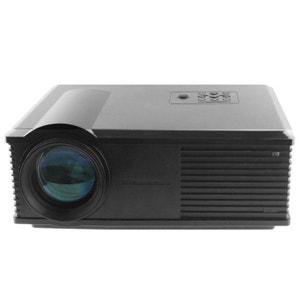 Vidéoprojecteur LED 170W 3000 Lumens Full HD 1080P Home cinema Noir Yonis