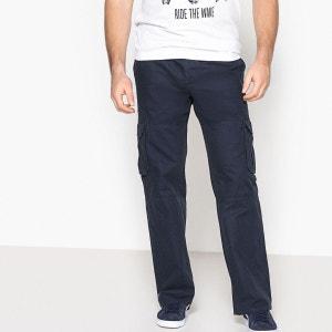 Pantalon battle, taille élastiquée CASTALUNA FOR MEN